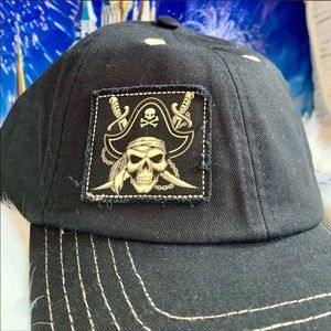 Disney Parks Pirates of the Caribbean Baseball Hat